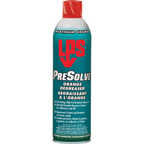 PreSolve® Orange Degreaser AA786 | NIS Northern Industrial Sales