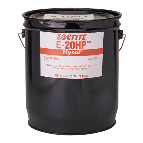 E-20P™ Fast Setting Epoxy Structural Adhesives - Resin