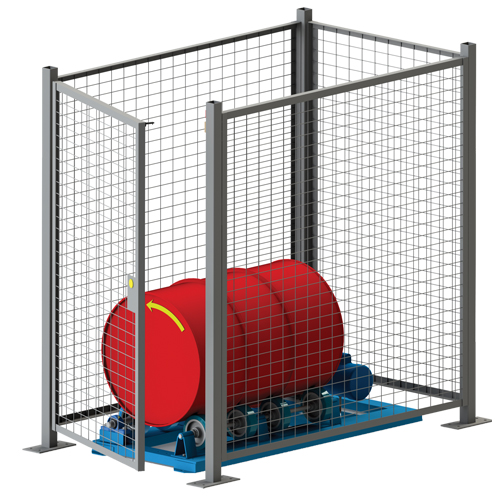 Morse Guard Enclosure Kit For Hydra Lift Drum Rotator