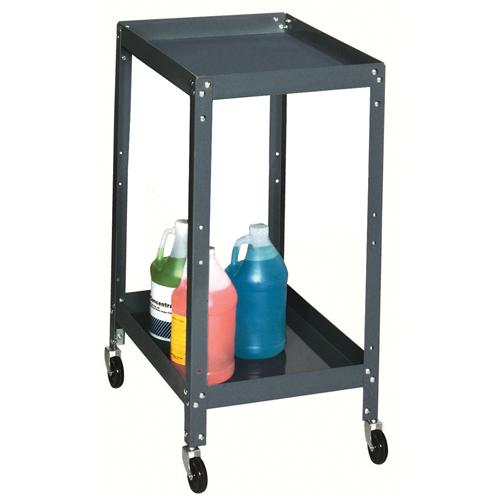 Edsal Maintenance Tool Cart Fh209 Tt 1824s Shop Shelf Cart