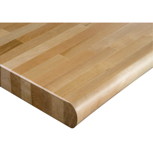 Laminated Hardwood Workbench Top FI523 | NIS Northern Industrial Sales