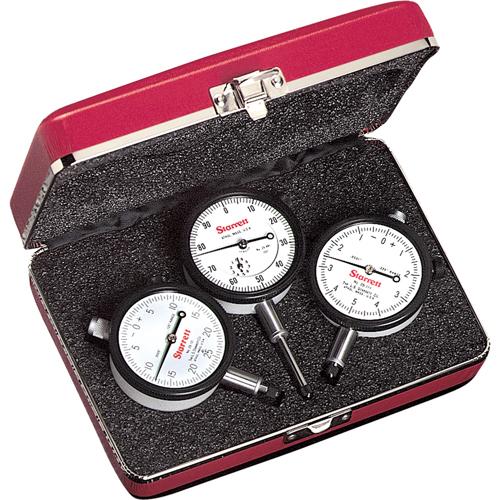Starrett Dial Indicator >> Starrett Dial Indicator Sets No 253 Series Hu287 56283 Shop