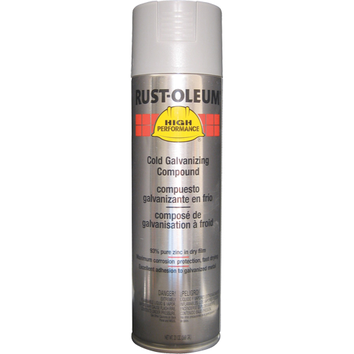 RUST-OLEUM Cold Galvanizing Compound Spray KP400 (V2185838) | Shop  Specialty Paints & Coatings | TENAQUIP