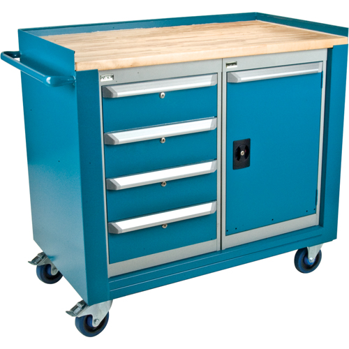 Industrial Duty Mobile Service Benches ML327 | TENAQUIP