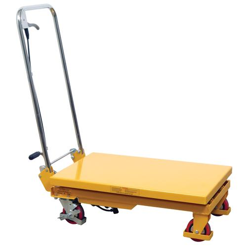 WESCO Hydraulic Scissor Lift Table MO190 (260201) | Shop Manual Hydraulic  Lift Table | TENAQUIP