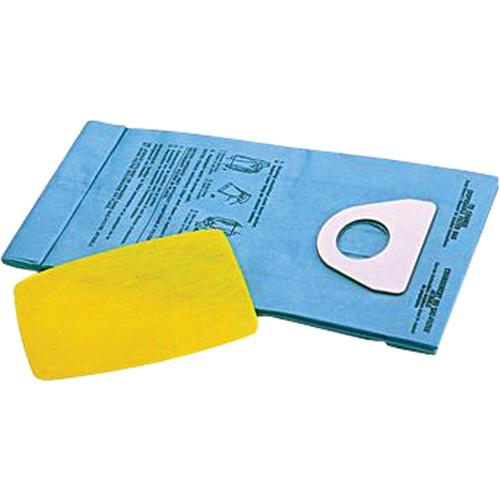 Vac Light Duty Vacuums Filters Filter Bags Ng350 901 0600 Vacuum Bag Tenaquip