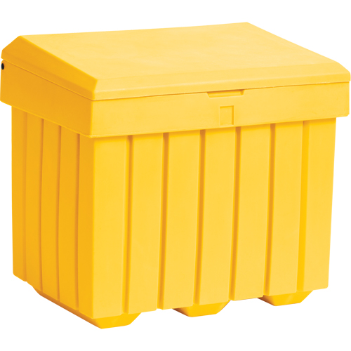 TILLSON BRANDS Economy Salt Sand Storage Container NJ451 2110910