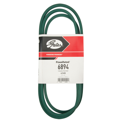 Gates Industrial Vbelt V-Belt 6845 1//2 x 45