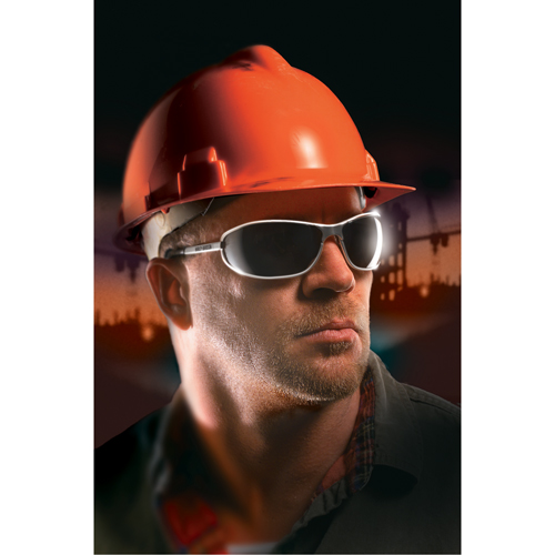 36009e8d63 ... Safety Eyewear · Eye Injuries Are Not Cool. These Are. - HD500 Series  SAK028