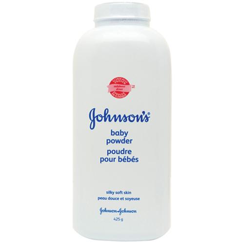 DYNAMIC SAFETY Poudre pour bébé Johnson's SAY503 (FA030164 ...