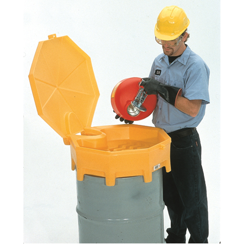 Global Ultra-Drum Funnel® SDL570 | NIS Northern Industrial Sales