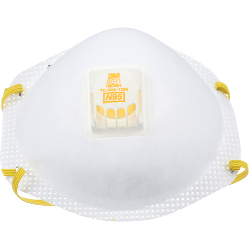 3m Particulate N95 Shop Respirator Disposable Se261 8511 Respirators Tenaquip 8511