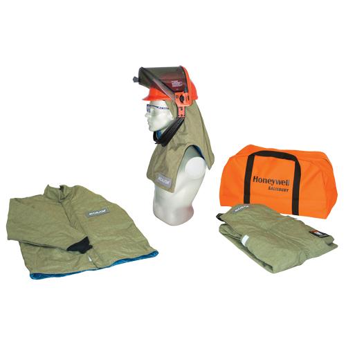 5dbb5a1d3f42 SALISBURY BY HONEYWELL Arc Flash Lift-Front Hood Safety Kit SGF056  (SK40PLT2XL-LFH40-SPL)