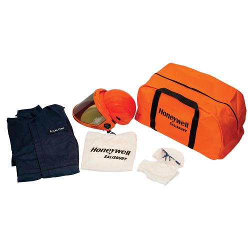 7f5293416ffc SALISBURY BY HONEYWELL Arc Flash Safety Kit SGF064 (SKCA82XL-1200 ...