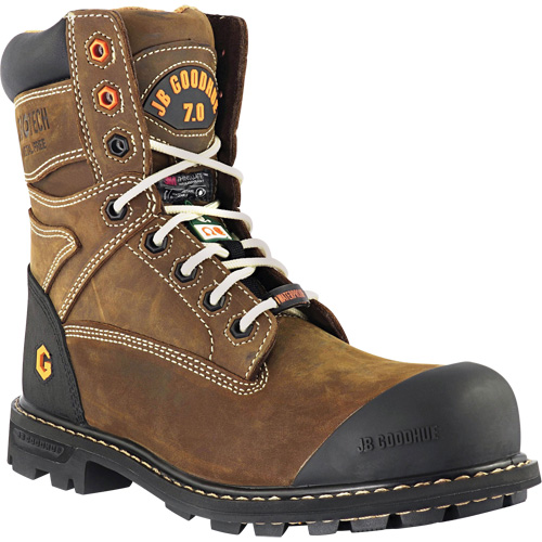 JB GOODHUE Maxxum7 Work Boots SGS754