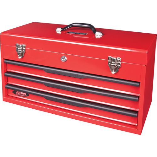 "ATB100 21"" Portable 3-Drawer Chest TEP340 