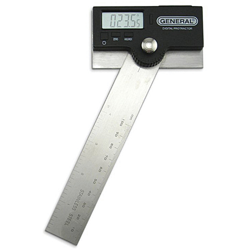Digital Precision Protractors TLV296 | NIS Northern Industrial Sales