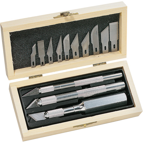 Precision Hobby Knife Set TYK850 | NIS Northern Industrial Sales