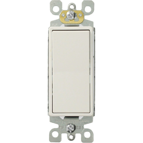 Decora AC Quiet Rocker Switch - 3-Way