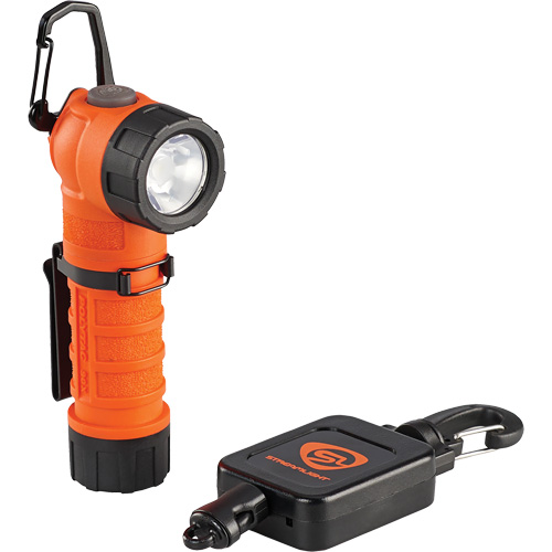 Led Flashlight Polytac Compact 90™ Tactical nwPO08k