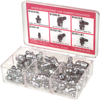 Pocket Pack Fitting Assortments AB826 | NIS Northern Industrial Sales