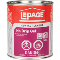 LePage® Pres-Tite® Gel Contact Cement AC140 | NIS Northern Industrial Sales