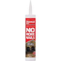 LePage® No More Nails® AD433 | TENAQUIP