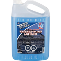 Turbo Power® All-Season Windshield Washer Fluid - Case of 4 AD458 | NIS Northern Industrial Sales