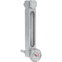Aluminum Liquid Level Gauge AD862 | NIS Northern Industrial Sales