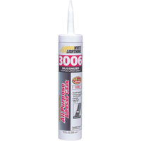 3006™ All Purpose Adhesive Caulk AD884 | NIS Northern Industrial Sales