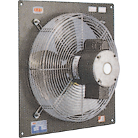 "FAN PANEL 18""DIA 2 SPEED1/4HP 1140-1725 RPM BA485 
