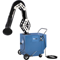 Mobile Fume Extractors w/Self Cleaning Filters BA710 | NIS Northern Industrial Sales