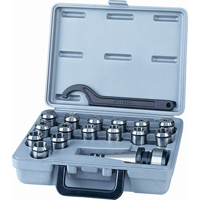 18-Pc. Collet Sets BV706 | NIS Northern Industrial Sales