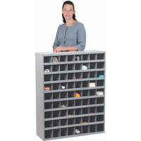 Steel Storage Bin Cabinet CA154 | NIS Northern Industrial Sales