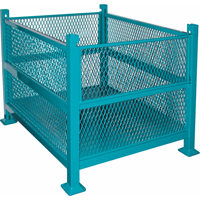 Open Mesh Containers CA398 | NIS Northern Industrial Sales