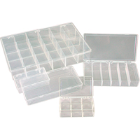 K-Resin Compartment Box CB707 | TENAQUIP