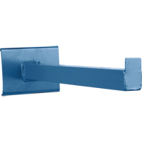 Stationary Bin Racks - Accessories for Louvered Panels CC168 | NIS Northern Industrial Sales
