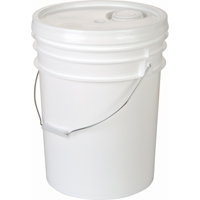 20 L Pail With Gasket Lid CC432 | NIS Northern Industrial Sales
