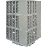 Carousel Parts Cabinet | NIS Northern Industrial Sales