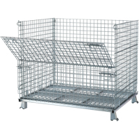 Collapsible Wire Containers CF468 | TENAQUIP