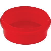 5 OZ CONTAINER - RED NOLID CF516 | NIS Northern Industrial Sales