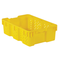 Agricultural Plastic Stack-N-Nest Container CF928 | NIS Northern Industrial Sales