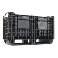 Heavy-Duty Collapsible BulkTote® Container CF934 | NIS Northern Industrial Sales
