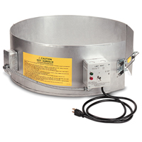 Plastic Drum Heaters DA081 | NIS Northern Industrial Sales