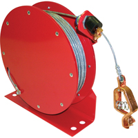 Retractable Grounding Wires DB025 | NIS Northern Industrial Sales