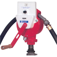 UL Approved Rotary Hand Pumps w/Meter DB886 | NIS Northern Industrial Sales