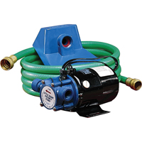 Non-Submersible, Self-Priming Plated Brass Transfer Pumps DC293 | NIS Northern Industrial Sales