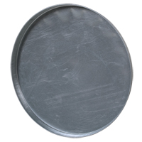 Galvanized Steel Closed Head Drum Cover DC639 | NIS Northern Industrial Sales