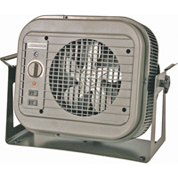 Fan-forced Portable Unit Heater EA135 | NIS Northern Industrial Sales