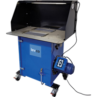 Sledgehammer*Series Downdraft Tables EA455 | NIS Northern Industrial Sales
